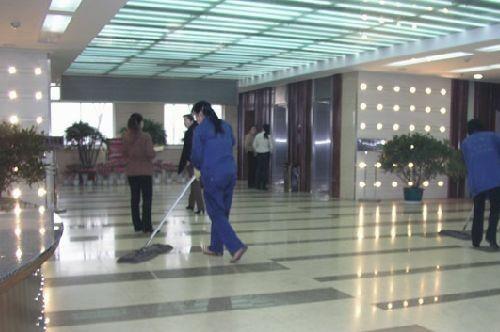 上海保潔公司